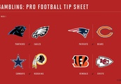 Weekly Tip Sheet: The Complete Printable Betting Guide to NFL Week 7 Games