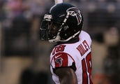 Calvin Ridley and Mohamed Sanu Miss Practice and Their Status for MNF is Uncertain