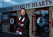 Rangers legend Barry Ferguson not embarrassed to be starting all over again at Kelty Hearts