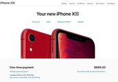 Apple now accepting iPhone XR preorders ahead of Oct. 26 launch