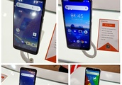 OUKITEL Shown Off Many Devices at Global Sources Trade Fair