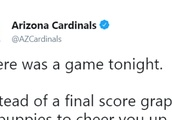 Cardinals Twitter Uses Adorable Dog GIF to Distract From Blowout TNF Loss