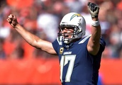 NFL RedZone companion, week seven: the Chargers put on a show at Wembley and it's Brady v Mack in C