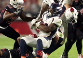 Broncos RB Royce Freeman Suffered High Ankle Sprain in Win Over Cardinals