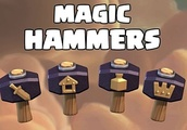 Clash of Clans October update: Magic Hammers, Clan War Leagues rewards revealed