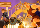 Kingdom Hearts III Shows a Fresh Side of Olympus and Twilight Town in New Screens