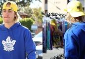 Justin Bieber Left Hailey Baldwin to Go Last-Minute Halloween Costume Shopping