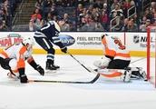 Philadelphia Flyers: Team defense and goaltending again an issue