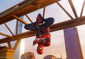 Spider-Man Lets Players Add Puddles Using Photo Mode