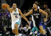 Magic Wands: Orlando Magic vs. Charlotte Hornets — October 19, 2018