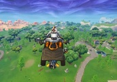 Quadcrashers Can Be Flown in Fortnite