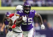 Vikings RB Cook to miss third straight game