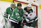 Wild rally in third, top Stars