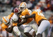 Tennessee football: Photo gallery from Vols crushing loss to Alabama