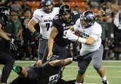 NCAA Football: Nevada at Hawaii OCT20