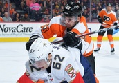 Philadelphia Flyers: Hakstol shakes up the defense in win over New Jersey