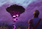 Floating Fortnite Island Returns to Leaky Lake and Creates New Rift