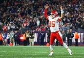 Chiefs' Patrick Mahomes Breaks Amazing NFL Record vs. Bengals