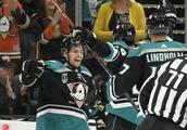 Sabres Ducks Hockey