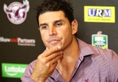 Outgoing Manly coach Trent Barrett remains in NRL limbo