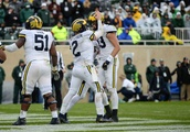 Inside the Trenches: Michigan lines pave path to Michigan State win
