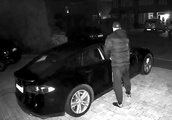 A tech executive's video of his Tesla Model S being hacked and stolen is going viral