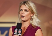 NFL Reporter Melissa Stark Hit In Head By Football, Makes Epic Comeback