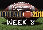 WEEK 8 High School Football Schedule / Scoreboard