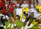 LSU and Alabama Scheduled for Primetime as Part of CBS Doubleheader