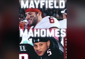 VIDEO: It's the Anniversary of Baker Mayfield and Patrick Mahomes Going Off in Same College Game
