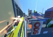 Sky Tracers is a multiplayer successor to parkour platformer Super Cloudbuilt