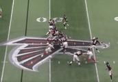VIDEO: Watch Matt Ryan Hit Marvin Hall for a 47-Yard Score
