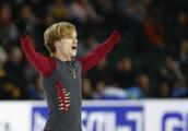 'I hope he's watching from heaven': Russian figure skater's routine honors slain Kazakh star Ten