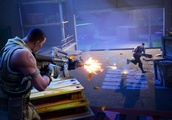 Fortnite unveils Minecraft-like creative mode