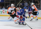 Chytil's Improvement Key to Rangers' Surge