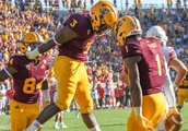 ASU Football: Harry, Benjamin lead the way past No. 16 Utah