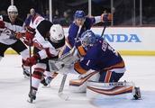 New York Islanders Win Fifth Straight Game vs. New Jersey Devils