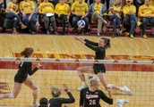 Volleyball: #8 Nebraska Rolls Rutgers