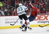 Stars beat Capitals in OT for 3rd straight win