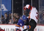Slumping New Jersey Devils Shutout by Surging New York Islanders
