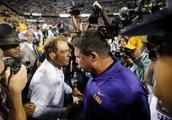 Alabama-LSU on CBS draws best TV rating of college season