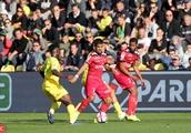 FOOTBALL: Nantes vs Guingamp-Ligue 1 Conforama-04/11/2018