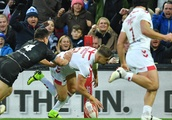 Tom Makinson treble helps England wrap up series win over New Zealand