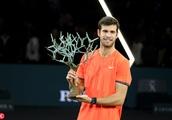 Tennis 2018: Rolex Paris Masters: Final