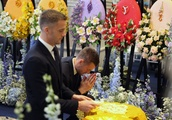 Leicester City squad attend Thailand funeral of club chairman killed in helicopter crash