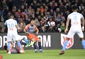FOOTBALL: Montpellier vs Marseille-Ligue 1 Conforama-04/11/2018