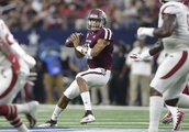 Aggies open as 12.5-point favorite over Ole Miss in College Station