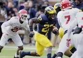Michigan opens as 37.5-point favorite over Rutgers