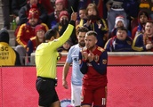 RSL ends first leg against SKC with 1-1 draw