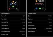 More first-party complications coming to Apple Watch Series 4 Infograph watch face